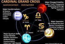 Astrologia e allineamenti / La prima medicina e l'unica che conosce come eravamo,come siamo e come saremo.
