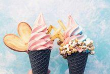 sweets(icecream & popsicles)