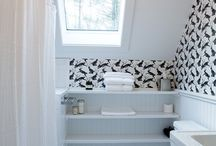 Bathrooms / Bathroom design / by Katherine Mead