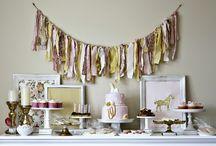 Birthday Party Themes / by Catherine Dincau