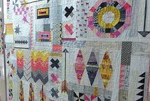 Quilts with Random Layouts