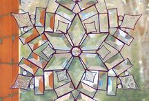 my stained glass addiction / stained glass art / by Grace Davis