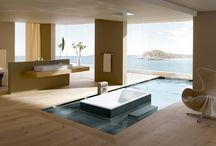 Bathrooms / by Designed On Sunshine