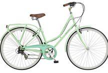 Mint Bike Dreams