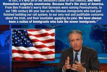 Jon & Friends / Jon Stewart, Stephen Colbert, Trevor Noah, John Oliver, Jimmy Kimmel, etc.