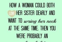 Sisters quotes :))
