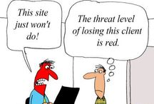 Web development humor! / Time to tickle the funny bone with some technical humor!