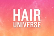Hair Goals / Check out our Hair Universe page on Instagram @pbhairuniverse  Out of this world hair extensions and hairpieces by Pink Boutique-coming soon… Follow us for tutorials and sneak peeks of our exclusive products!