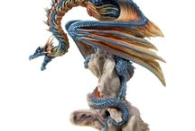 Fantasy Collectibles / A place to show off and share your favorite fantasy collectibles! Figurines, artwork, and other such items are all welcome here!   If you'd like to join, please send a message to FairyGlen.com through the Pinterest messaging system, or comment on one of our pins!