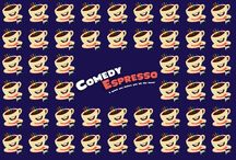 Comedy Espresso / Get a Friday pick-me-up from some of Helsinki's most up-and-coming comedians as they storm the tiny stage and kick off your weekend with one blisteringly fast hour of jokes in Finnish, English, or whatever language they get laughs in.   Expect a mix of Finnish and English comedy, the friendliest proprietor in the city, and some very fine coffee products. Join us for FREE at Bear Park Cafe on 27.9., 25.10., 22.11. and 20.12. at 7:PM.