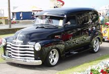 chevy panel truck