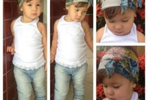 Baby girl's fashion
