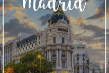 Places to go in Madrid Spain / Hotel Reviews + Attraction Reviews + Things To Do + Itineraries + Walking Routes + Photos