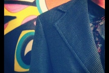 Killer Gents / Structured suits, bold patterns, vintage texture and taste for contemporary chap.