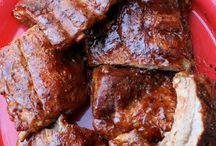 Supper: Ribs (Pork/Beef)