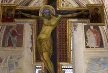 Francesco e la croce dipinta / Crocifissi francescani tra XIII e XIV secolo
