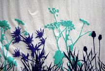 Banners and Flags / Inspiration for textile banners and flags in interior and exterior spaces