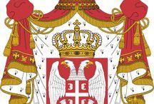 Almanach de Saxe Gotha - Kingdom of Serbia - House of Obrenović - House of Karađorđević / The Kingdom of Serbia (Serbian: Краљевина Србија / Kraljevina Srbija) was created when Prince Milan Obrenović, ruler of the Principality of Serbia, was crowned King in 1882. The Principality of Serbia was ruled by the Obrenović dynasty from 1817 onwards (at times replaced by the Karađorđevic dynasty). The Serbian Royal Family: http://www.royalfamily.org/  Almanach de Saxe Gotha Page: http://www.almanachdegotha.org/id56.html