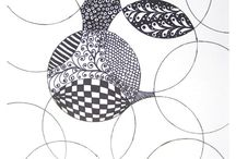 zentangle & doodlling