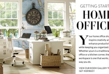home : office / by AnnE Fredrick