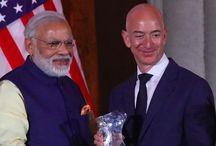 Jeff Bezos says Amazon is the fastest growing marketplace in India, and it's just the beginning