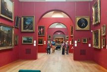 Art Galleries you have to visit in the UK / The best art galleries in the UK that you simply must visit. Great for a day out in London or elsewhere.