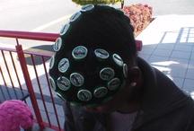Heineken Mobile Brand Awareness / Heineken Mobile Brand Awareness on her head!