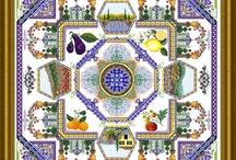 Chatelaine borduurwerken