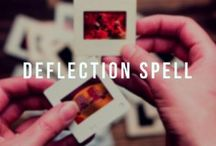 On the Blog Deflection Spell – Protection From Another Person's Influence