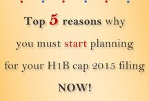 USCIS H1B Cap Resources / Hello, here's your source for all the H1B cap ebooks, timeline and templates you need to learn, prepare, or reference for successful filing.
