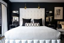 master bedroom. / by Thecla Glueck