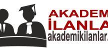 Akademik İlanlar akademikilanlar.com