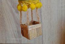 Chaveiro Balão - lembrancinha / ideia lembrancinha para maternidade ou aniversario um chaveiro de balão!