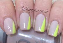 Nails  / Nagellak ideetjes