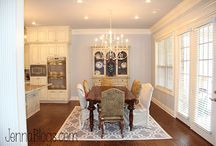 Dining Areas / by Brittany Little