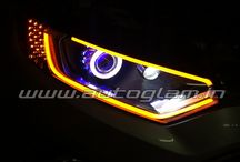 FORD ECOSPORT PROJECTOR HEAD LAMP