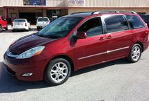 Used 2006  Toyota Sienna for Sale ($10,500) at Pinellas Park, FL / Make:  Toyota, Model:  Sienna, Year:  2006, Body Style:  Minivan, Exterior Color: Red, Interior Color: Gray, Doors: Five Door, Vehicle Condition: Excellent Mileage:110,000 mi, Fuel: Gasoline, Engine: 6 Cylinder, Transmission: Automatic, VIN: 5TDZA22C66S563969.   Contact: 727-709-2145   Car Id (56693)