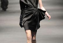 FASHION | all in black