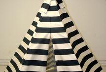 look @ those stripes / by Raggedy Shann
