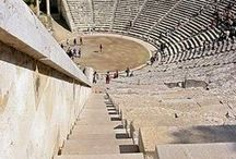 Ancient theatres
