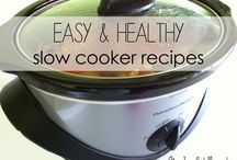 Homemade Convenience Food / Slow cooker, freezer and quick meals.  / by Jana