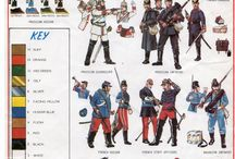 uniformes militaire / Collection généraliste d'uniformes militaire de toutes nationalités