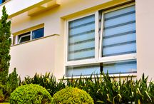Janelas de PVC / A Weiku do Brasil é referência no mercado de Janelas e Portas de PVC. Empresa 100% alemã com sede na cidade de Pomerode, Santa Catarina. #arquitecture #doors #isolation #vidroduplo #design #windows #pvc #persiana #portas