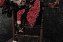 bonecas goticas