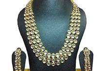 Bollywood Designer Wedding Party Women Jewelry Set