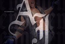AJ STYLES / The phenomenal one