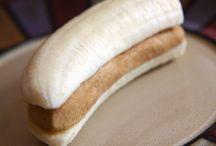 Protein snacks / by Jeanne Komp