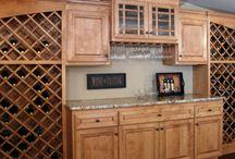 Bar Areas & Wine Cellars