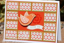 Stampin' Up! Retired Catalogs / All the fun projects using retired Stampin' Up! stamp sets!