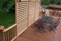 decking / by Gregory Beck
